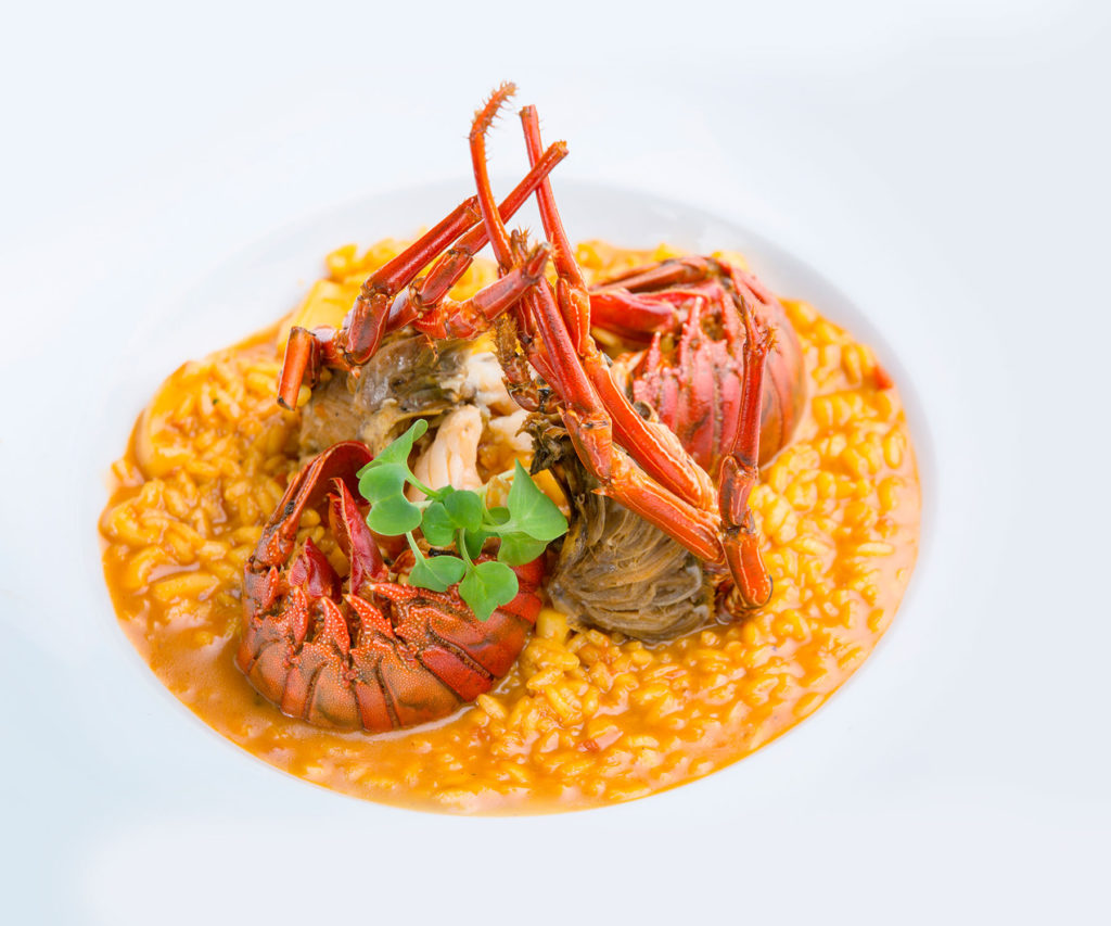 lobster-rice